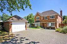 Detached home in Trumpsgreen Road...