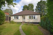 3 bed Detached Bungalow in Chertsey Road, Windlesham