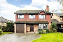 Detached home in Hawkesworth Drive...