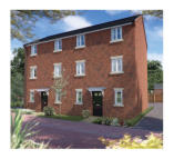 new development for sale in Grives Lane Kirkby in...