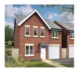 4 bedroom new property for sale in Grives Lane Kirkby in...