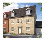 new house in Grives Lane Kirkby in...