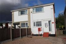 semi detached house to rent in Strauss Crescent, Maltby...