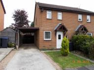 2 bedroom house in Maitland Close...