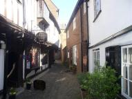 Flat to rent in St.Johns Alley, Wiltshire