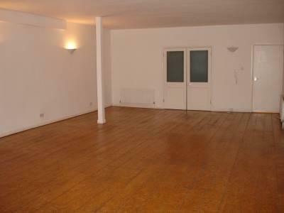 Studio when empty