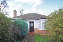 Detached Bungalow in Enfield, EN1, Middlesex