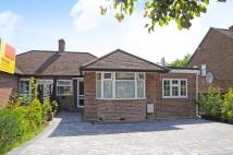 Cockfosters Semi-Detached Bungalow for sale