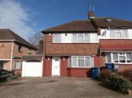 3 bedroom semi detached house for sale in Barnet, Herts