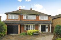 4 bedroom Detached property for sale in Hadley Wood, Barnet...
