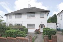 4 bed semi detached home in Woodside Park, London
