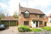 Hunt Close Detached house to rent