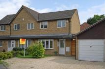 semi detached home in Greenwood Homes, Bicester