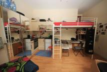 Angell Road Studio flat