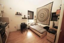 Studio apartment to rent in Angell Road, Brixton