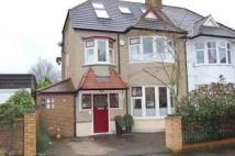 4 bedroom semi detached property in Garratt Road, Edgware...