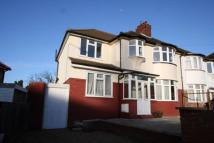 4 bedroom semi detached home in West Close...