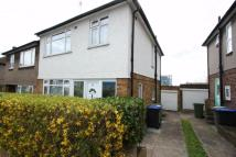 Mostyn Avenue semi detached house to rent