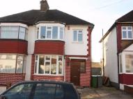 semi detached property in College Road...