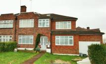Lindsay Drive semi detached property for sale