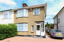 3 bed semi detached home to rent in Sudbury Avenue, WEMBLEY...