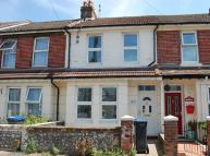 Terraced house in Worthing