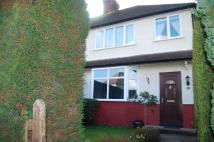 3 bed semi detached home in ADDLESTONE