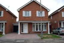 Link Detached House to rent in NEW HAW