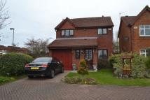 Detached house to rent in Moorbridge Close...