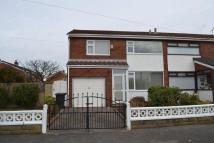 3 bedroom semi detached property in Calder Drive, Maghull...