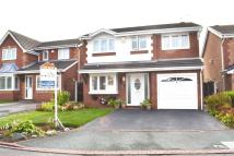 4 bed Detached house in Halton Wood, The Parks...