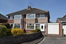 3 bed semi detached house to rent in Holmefield Grove...