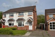3 bed semi detached property in Satinwood Crescent...