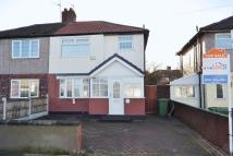 Dover Road semi detached house to rent