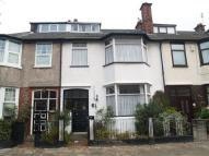 Terraced house in Hougomont Avenue...