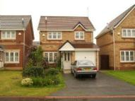 Detached house for sale in Caplin Close, Kirkby