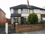 semi detached home for sale in St Matthews Avenue...