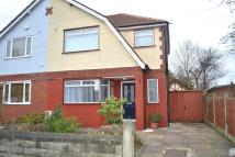 semi detached house in Alt Avenue, Maghull...