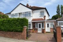 4 bed semi detached home in Ormonde Drive, Maghull...