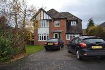 Detached house in Weld Blundell Avenue...