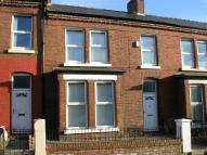 Terraced house in Diana Road, Bootle