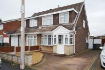 Mersey Avenue semi detached house to rent