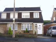 semi detached house in Mallory Avenue, Lydiate