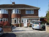 semi detached house in Cartmel Avenue Maghull