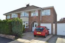semi detached property in Moss Lane, Maghull...