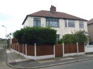 semi detached home to rent in King Avenue, Bootle