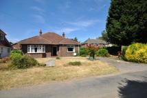 Bungalow in Runcton, Chichester...