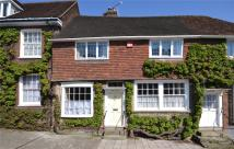 3 bed Terraced property in Church Hill, Midhurst...