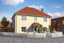 new property in Roman Fields, Chichester...
