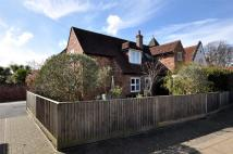 semi detached home in William Cawley Mews...